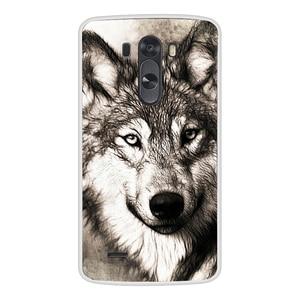 "Image 5 - G3 D855 קריקטורה רך TPU סיליקון מקרה עבור LG Optimus G3 D855 D856 D857 D859 D858 5.5 ""כיסוי סלולרי טלפון להגן עמיד הלם תיק"