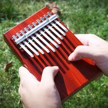 Большой палец пианино Carlin Ba Qin 10 тон 8 тон Африканский палец пианино калимба мать относится к ручной фортепиано Инструмент Carlin калимба
