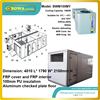 15312dollars Buy Quality 7cmb Seafood Processing Room In CKD And 1560W All In One Refrigeration Plant