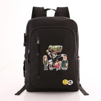 Рюкзак гравити фолз черный