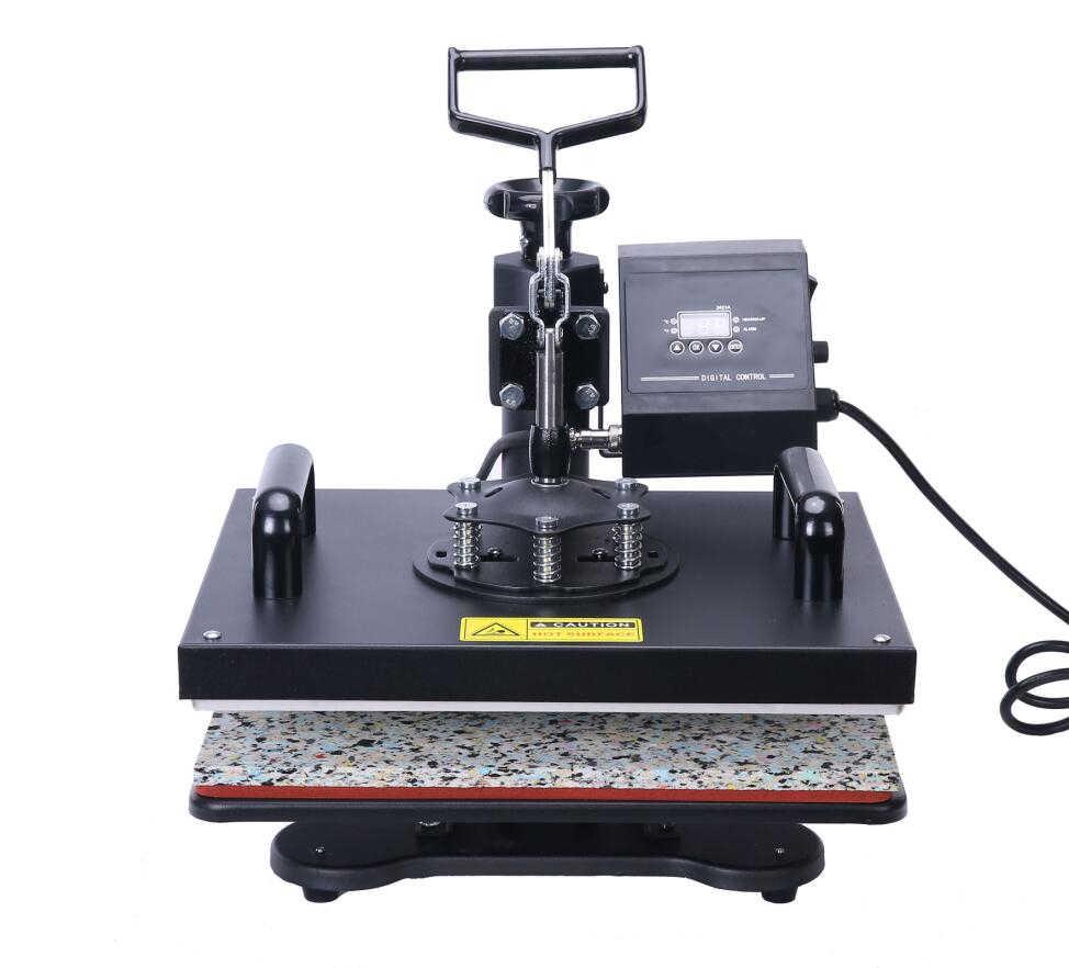 Обновленная машина высокого качества 8 в 1 комбинированный термопресс, сублимационная машина, пластина/кружка/крышка/футболка термопресс, машина для передачи тепла