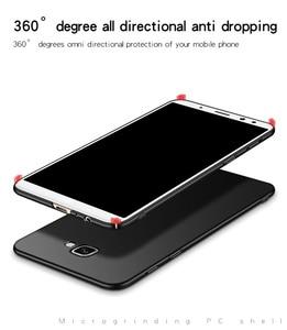 Image 4 - For Samsung Galaxy J4 Plus Case Luxury Thin PC Smooth Hard Phone Case For Samsung Galaxy J4 Plus Cover For Samsung J4 Plus J415