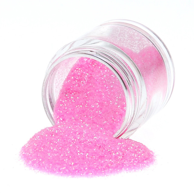 1 PC 2 colors Spangle Glitter Nail Art Paillette Acrylic UV Powder ...