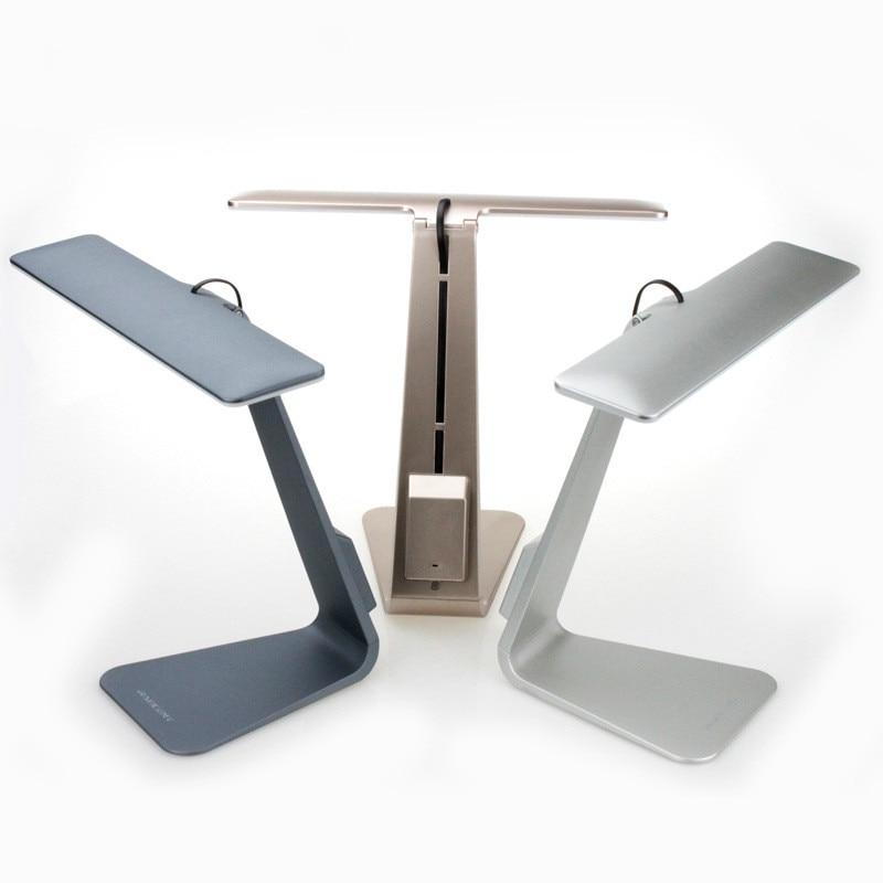 eye protection led desk lamp touch sensor led usb rechargeable battery table lamps work reading. Black Bedroom Furniture Sets. Home Design Ideas