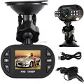 C600 Car DVR Newest Mini Size HD 1920*1080P 12 IR LED Car Vehicle CAM Video Dash Camera Recorder