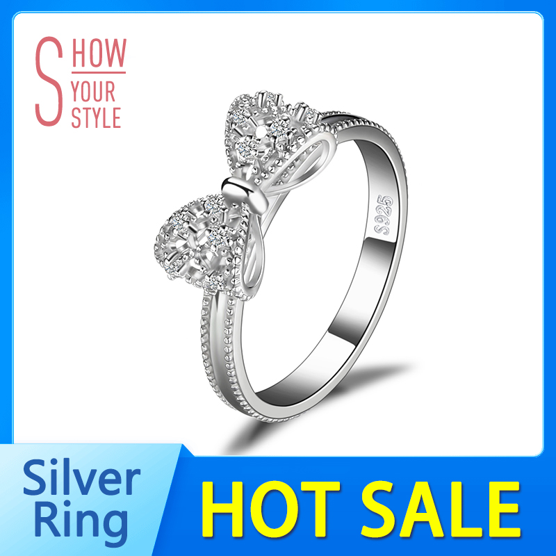 JewelryPalace קשת מעוקב Zirconia יום נישואין - תכשיטי אופנה