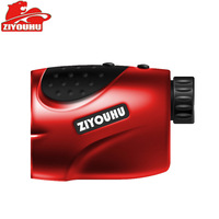 ZIYOUHU 1000/1200m Mini Compact 6x21 Golf Rangefinder Portable LCD Range Finder Hunting Telescope Monocular Distance