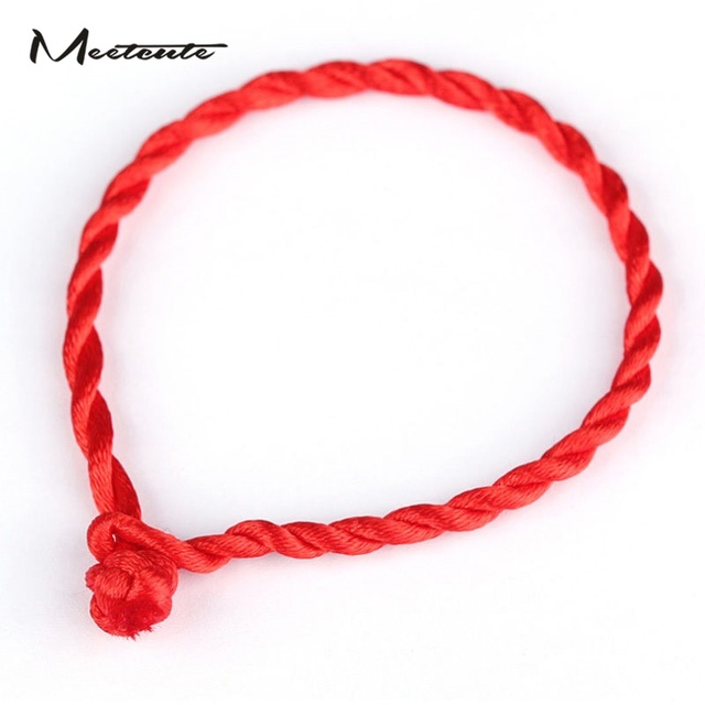 Meetcute 2 Pcs Chinese Red...