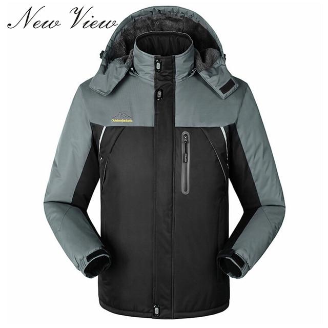 Winter Jacket Men Women OutWear Warm Sportswear Thick velvet Jacket Windbreaker Jackets jaqueta masculina Plus size 6XL Coat