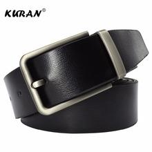 2017 Fashion designer belt Pin Buckle Leather Mens Belts Luxury For Men Men s Luxury Brand
