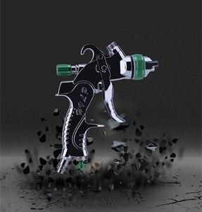 Image 5 - HVLP 2008 vernice pistola a spruzzo set di gravità di alimentazione 1.4 millimetri 1.7 millimetri 2.0 millimetri FAI DA TE auto Car faccia Vernice spray pistola