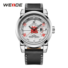 WEIDE Men's Sport Watches Fashion Casual Quartz Watch Top Brand Luxury Wristwatch Relogio Masculino Men Christmas Gift