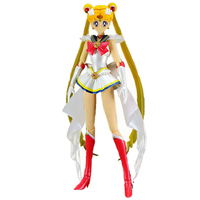 15cm Sailor Moon Action Figurine 2016 New Japaness Anime Sailor Moon March Hare Super Movable Joints