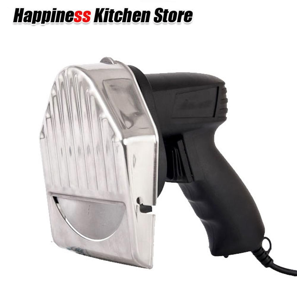 Kitchen Knife Kebab Slicer High quality Shawarma Machine Doner Cutter Gyros Meat Cutter Machine With two blades 110V 240V