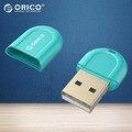 ORICO Мини Bluetooth 4.0 Adapte для Ноутбуков Настольных ПК-Синий (BTA-408-BL)