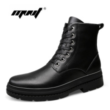 Super Warm Winter Boots Men Snow Boots With Fur Keep Warm Platform Men Winter Snow Shoes Men Waterproof Ankle boots