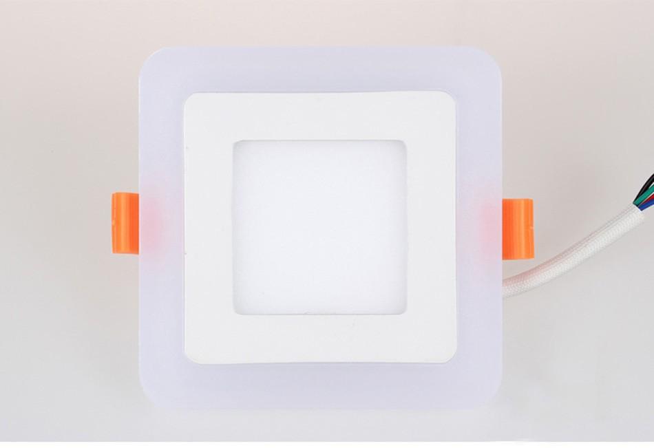 Double color led panel (6)