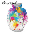 New Fashion Hoodies for Lovers Men's 3D Sweatshirt Fashion Print Oil Painting Hoodies Lovely Tracksuits Hoody with Pockets