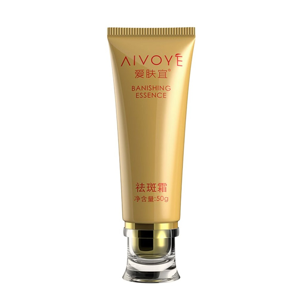 AIVOYE Whitening Cream Anti Freckle Curing Cream Face Care Cream Skin Moisturizing Hydrating Essence for Women