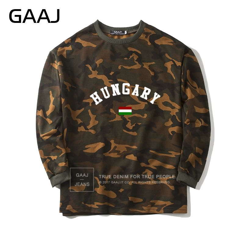 PASATO Hooded Solid Knit Camouflage Coat Jacket Cardigan Mens Long Sleeve Tops Blouse Clothes Featured