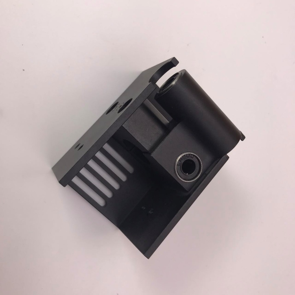 Funssor aluminum alloy Ultimaker 2 Extended mount holder V6 Custom Mount black color