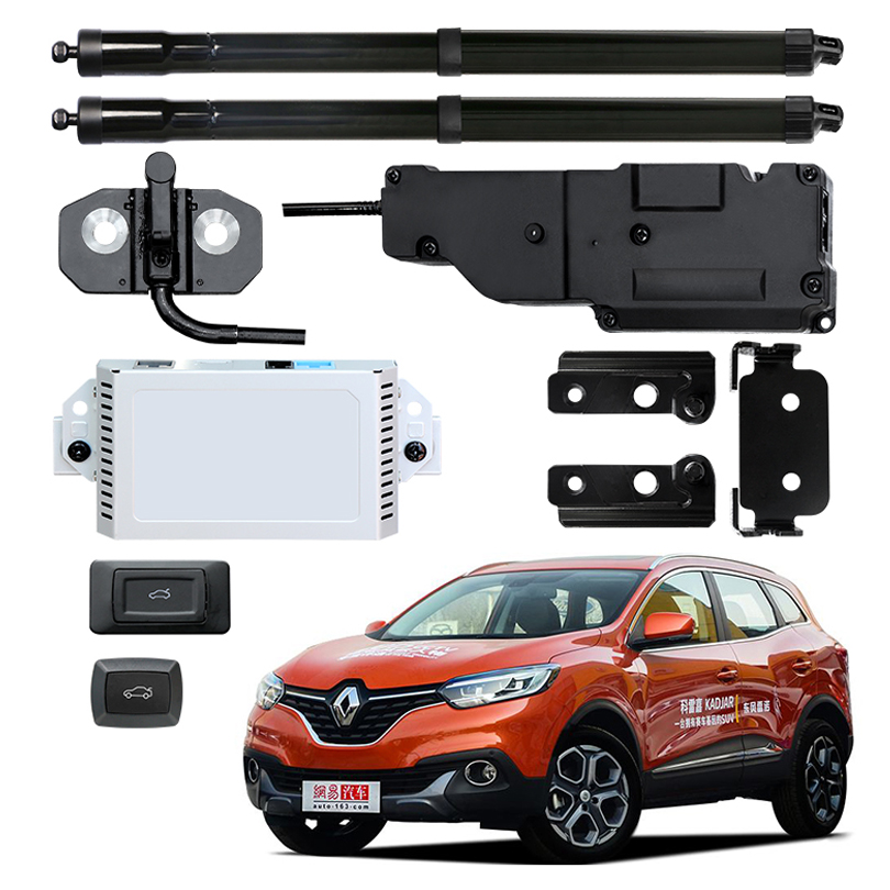 Smart Auto Electric Tail Gate Lift Special for Renault Kadjar 2016 with Latch wholesale 1pcs dc dc step up converter boost 2a power supply module in 2v 24v to out 5v 28v adjustable regulator board dropship