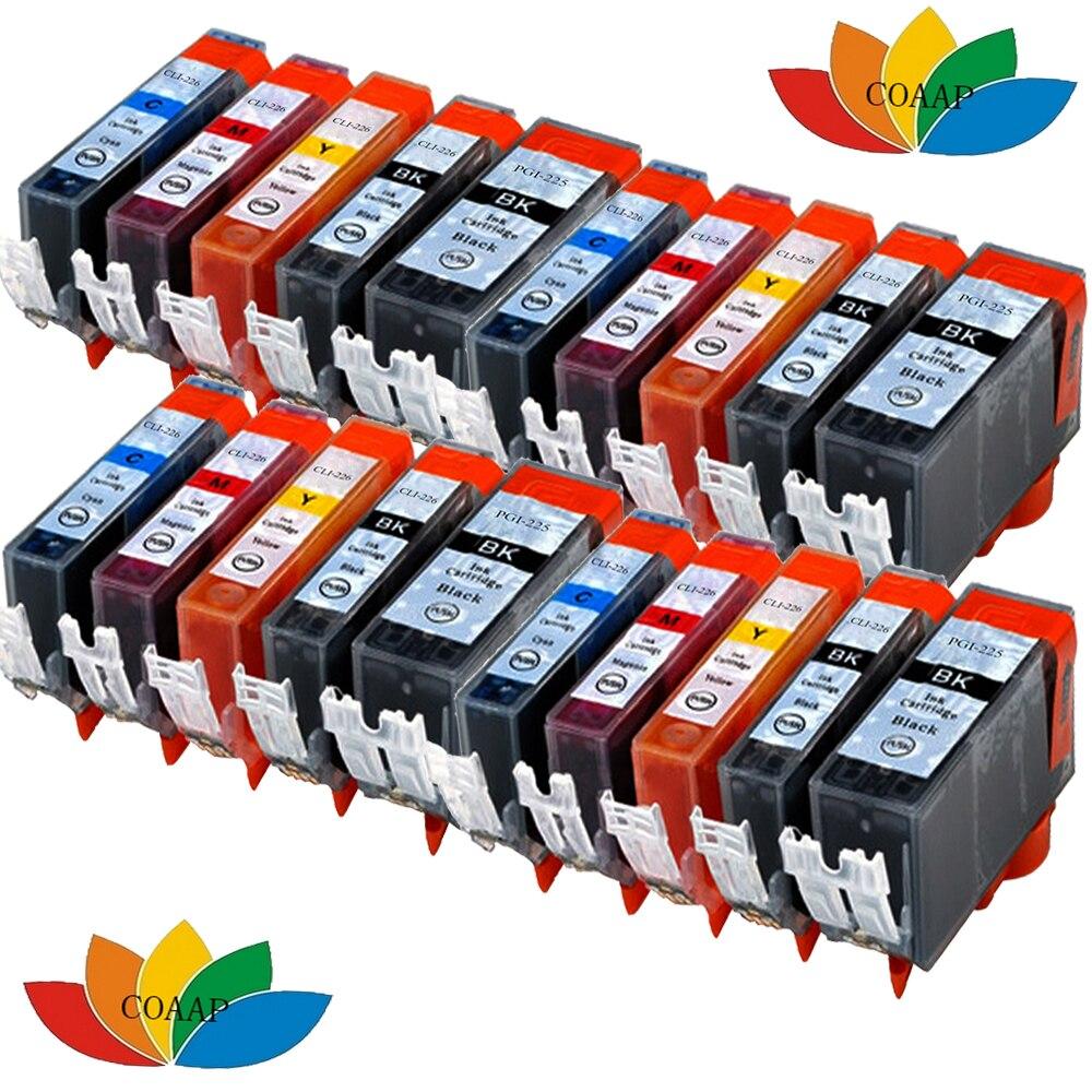 New 30PK Ink For Canon Pixma MG5320 MX892 MX882 MX882  PGI-225 CLI-226