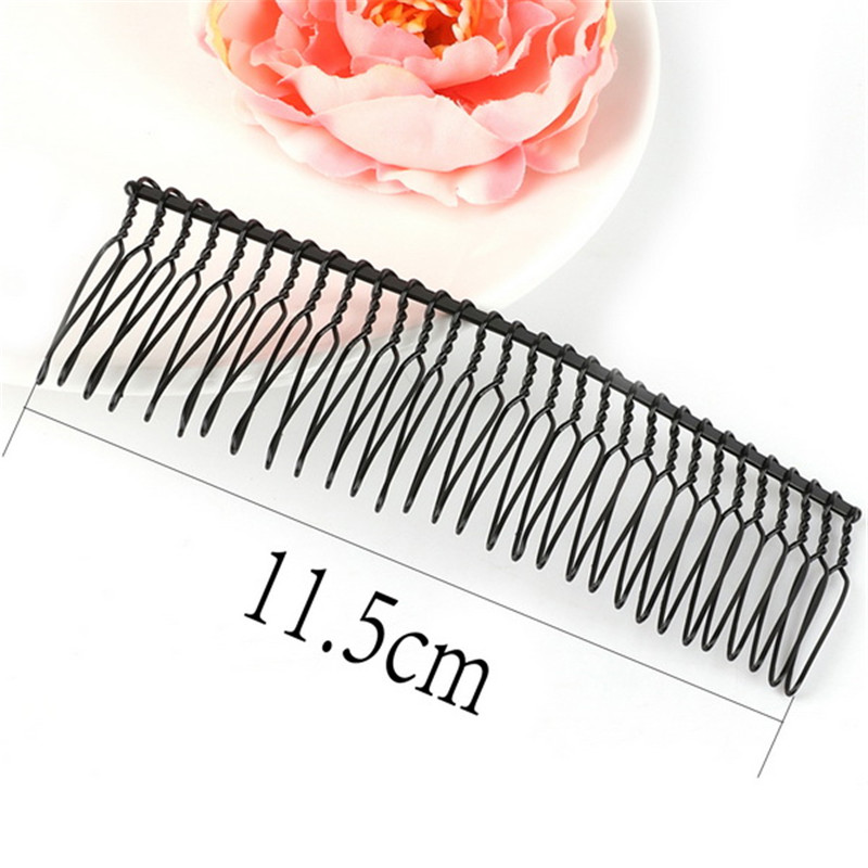 U Shape Hair Finishing Fixer Comb