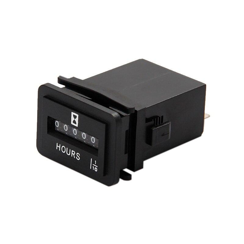 2Pcs rouge aucune Lumière 4Pin ON-OFF 2 Positions courant élevé Rocker Switch 20A//125V