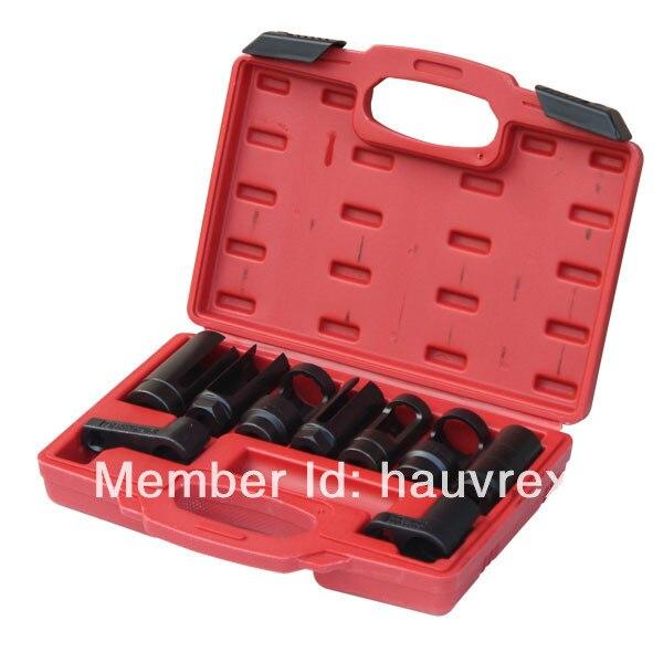10 pcs oxygen sensor oil pressure sending unit master sensor socket set