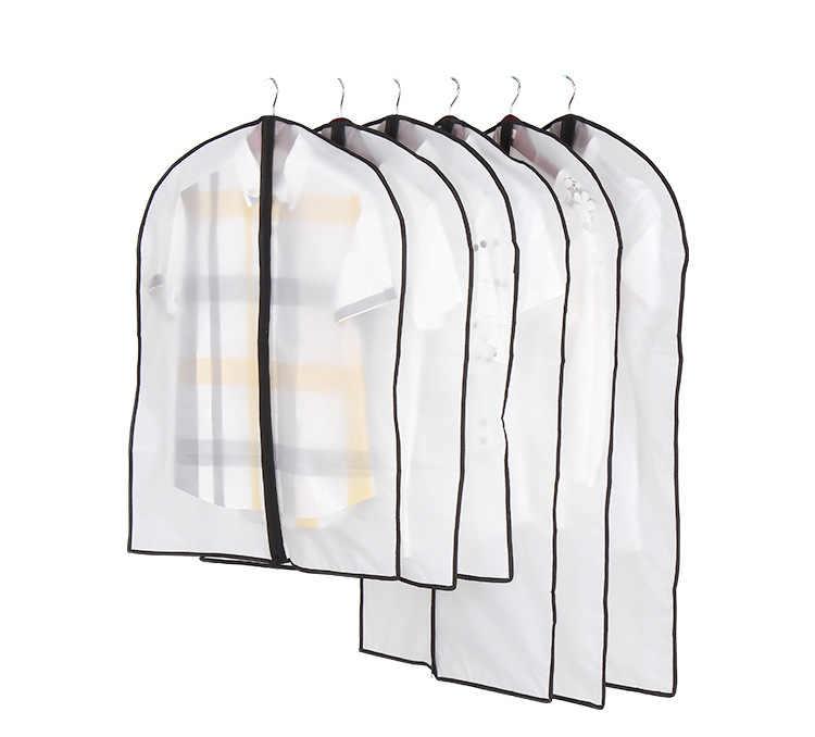 Водонепроницаемый чехол для одежды защиты от пыли сумка хранения органайзер
