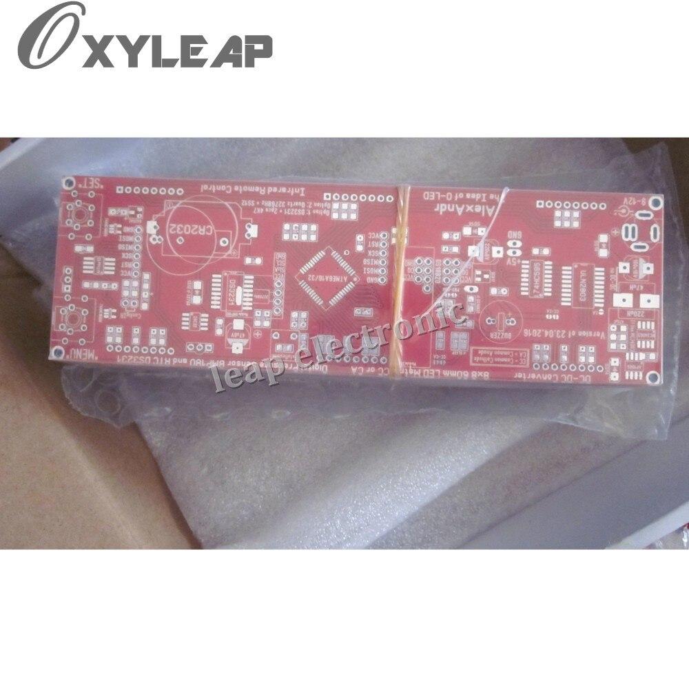 sourcing map 4pc Prototype PCB universel simple face circuit imprim/é 5x5cm Bleu