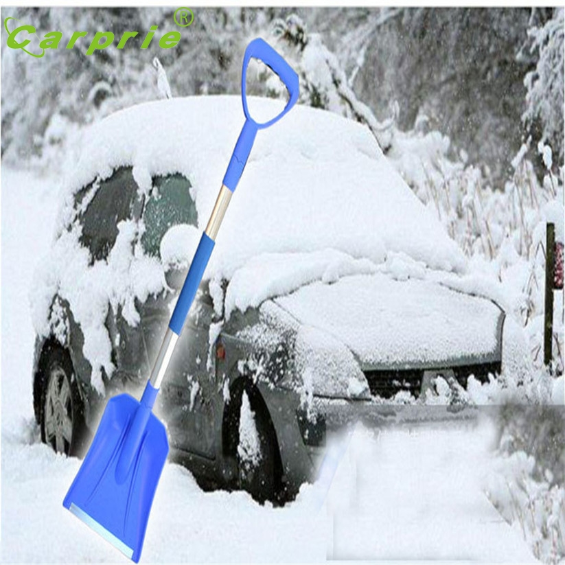 Car Home Telescopic Emergency Shovel With Grip JA12