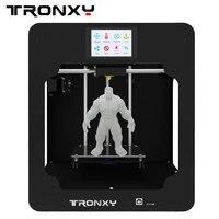 Горячая Распродажа Tronxy C2 3D принтеры для образования детей металлический удобный машина 0,25 оптика волокно как подарок