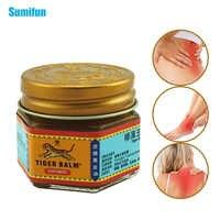 Sumifun 100% Original Vienam Rot/Weiß Tiger Balm Salbe Zurück Neck Muscle Pain Relief Haut Pflege Creme 19,4g