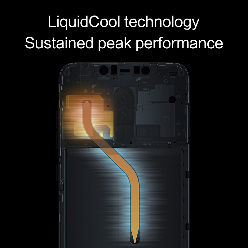 "Global Version Xiaomi Pocophone F1 6gb 64gb Smartphone Snapdragon 845 Octa Core 6.18"" 2246 X 1080 Fhd Liquidcool Ai Dual Camera #2"