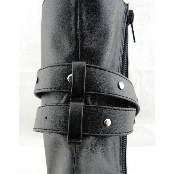 Cheville Magazine Hauts Noir Bottes Mode Fétiche 15 Ultra 6 À Toe Peep Femmes Sexy Cm Pouce Chaussures Talons De Mince awwpPHF