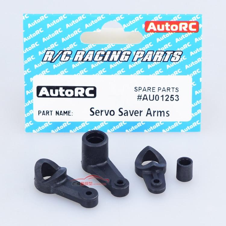 AutoRc A10 short card Racing parts high quality accessories AU01253 servo saver arm
