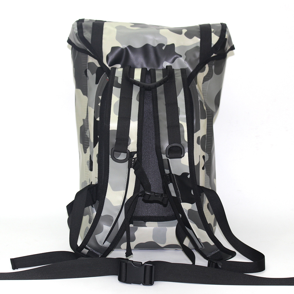 24  25L Waterproof dry Backpack Waterproof Luggage For Outside mountain climbing fishing Trave Drifting Kayaking sac for man camouflage bag HTB1mcE