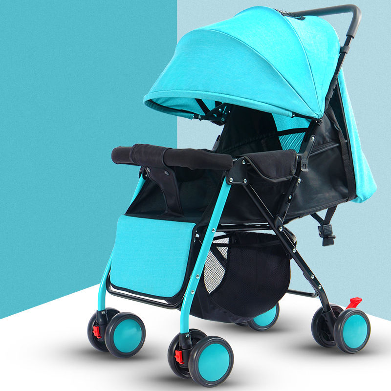 Baby Stroller Folding Baby Carriage High Landscape Sit and Lie Prams For Newborns Infant Four Wheels Kidstravel Yoyaplus Car givenchy khol couture waterproof карандаш для глаз водостойкий 05 зеленый