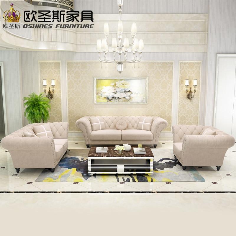 China 2019 latest design 7 seater 3+ 2+1 sofa livingroom ...