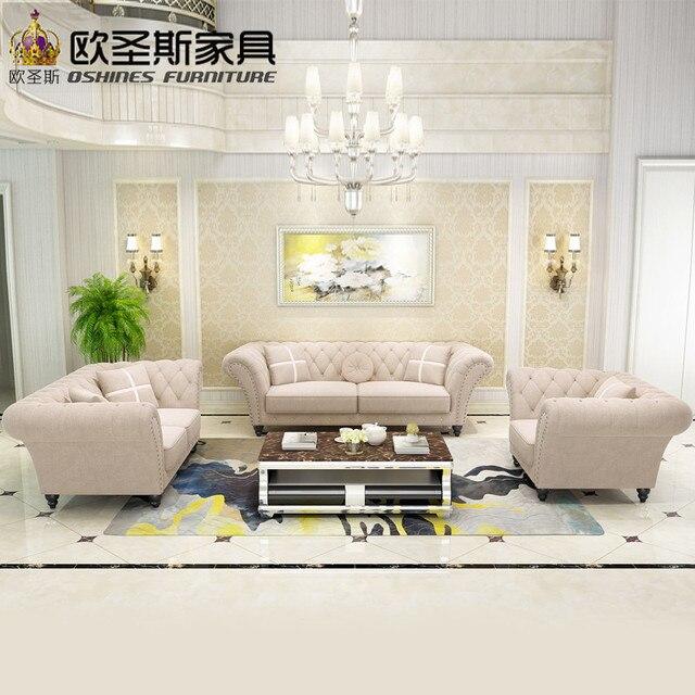 China 2019 Neueste Design 7 Sitzer 3 2 1 Sofa Wohnzimmer Möbel