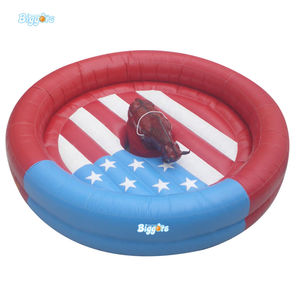Free shipping Bull Machanical Mattress Inflatable Mattress For Rodeo bull 1pcs acrylic semicircle 2 way flow meter indicator port water cooler for pc computer water cooling system computer components