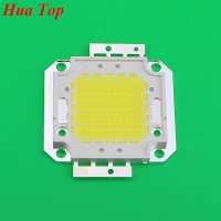 1Pcs Full 100W LED Integrated Chip light Source IC 10000LM High Power lamp Chips 32 35V 30*30mil Epistar SMD COB Floodlight Bulb