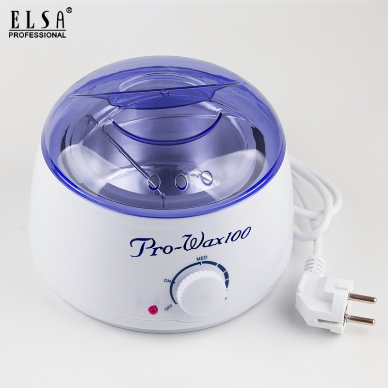 Hair Removal Tool Smart Professional Warmer Wax Heater SPA Hands Feet Epilator Depilatory Skin Care Paraffin Wax Machine Kit