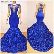 dreaming truing Abendkleider 2019 Prom Dresses Mermaid
