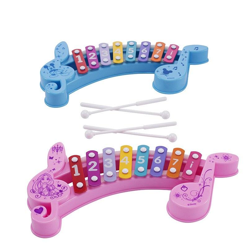 Disney Mickey Princess Juguetes Baby Musical Instrument ...