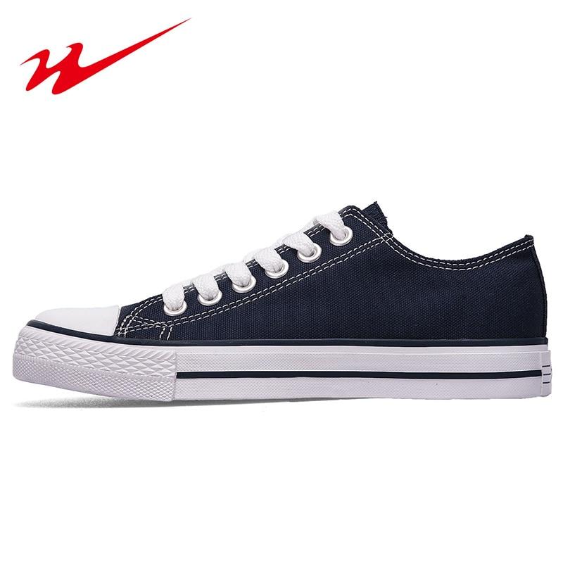 Prix pour DOUBLESTAR MONSIEUR Hommes Planche À Roulettes Chaussures Sneakers Respirant Dentelle-up Toile Chaussures Hommes En Plein Air Sport Chaussures # WDSM-9069