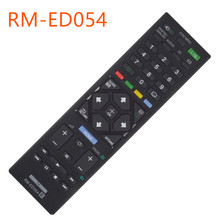 חדש שלט רחוק RM ED054 עבור SONY טלוויזיה KDL 32R420A KDL 40R470A KDL 46R470A RM ED062 KDL 46R473A KDL 46R470A