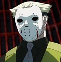 Tokyo Ghoul Omori Yakumo Jason Cosplay Mask Halloween Party Props